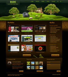 Rififi Webdesign by Rifificz