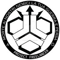 RVB - Project Freelancer insigna by angelus0313
