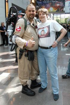 Ghostbuster-Fans united by RobinSmurf