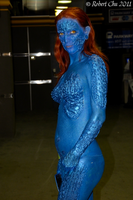 Mystique Cosplay 2 by LauraXavier