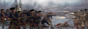 Battle of Helsingborg (1710) - Jonkoping Regemente by ManuLaCanette