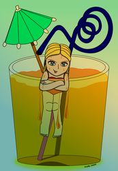 Laura's Summer Drink by tulf42