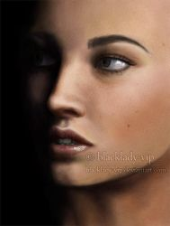 Face Study by blacklady-vip