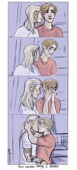 Certain Things ( a short comic) by Blessed-Doctor
