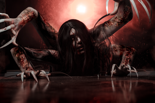 The Evil Within - Laura Victoriano by pechenka123