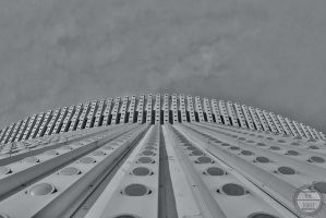Highest Building by ToastPhtogrphy