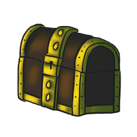 Uncommon Mystery Chest by ReapersSpeciesHub