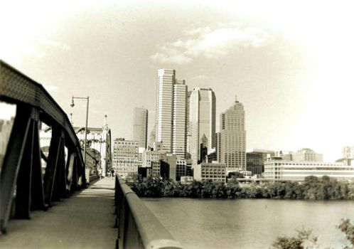 Pittsburgh by StormiRosia