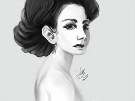 Value study by rinoadangel