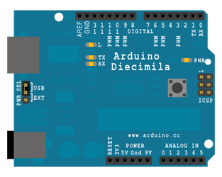 Arduino by v4d