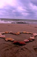 Heart by mir3la by Ro-nature