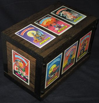 Box 55. Garbage Pail Kids 2. Frontal Top Left by WesleyYoung