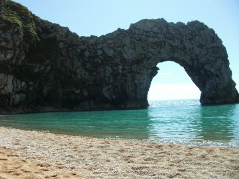 Durdle Door, Dorset by petrosinella