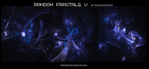 Random fractals V by Starscoldnight by StarsColdNight