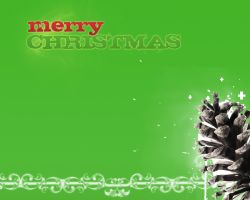Christmas Wallpaper by Momillo