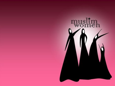 Muslim Women Wallpaper by Muslim-Women