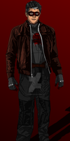 Arrow/Flash Concept: Red Hood by IronAvenger1234