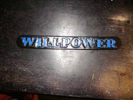 Willpower Bracelet by Des804