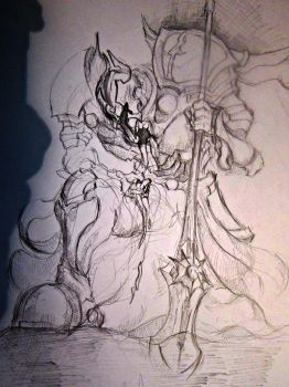 Imperius(sketch2) by Far-a-Day