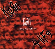 KoRn is here to Stay by DonPate