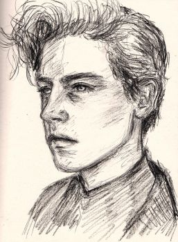 Cole Sprouse by Jiejiep