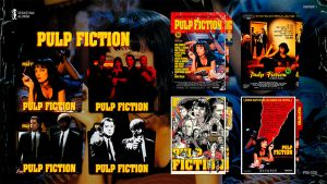 Pulp Fiction (1994) Folder Icon by sebasmgsse
