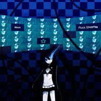 Black rock shooter by Shadow2810