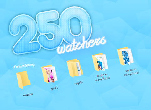 pack 250 by iForeverStrong
