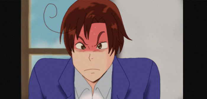 APH- angry Romano by Chantalwut