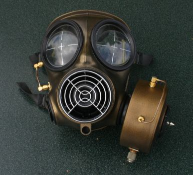 Steampunk Gasmask 3 by aikon359
