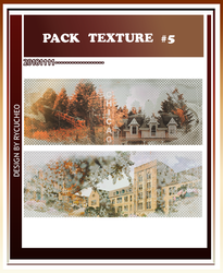 [20181118] PACK TEXTURE #5 by Rycucheo