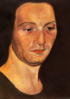 Study of a man's face by gullwingsOn