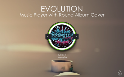 Evolution Music Player 1.0 by whimsy3sh
