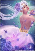 Queen Serenity by ch0co-pudding