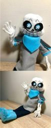 Sans The Magnificent! by Mira-Image