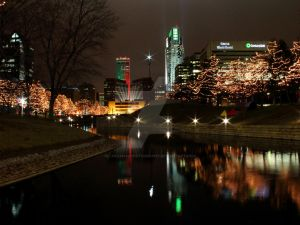 Got to Love Christmas ( Christmas in Omaha) 001 by L-Holman-Photography