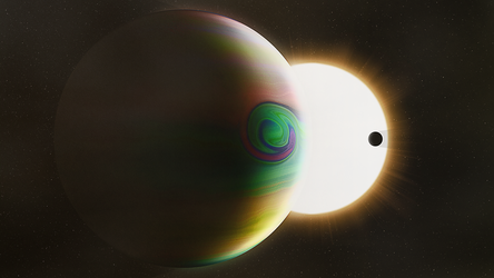 Gas Giant II by SS7-GFX
