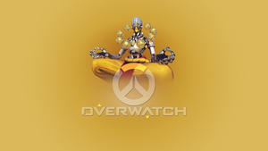 Classes-Wallpapers-2560x1440-Zenyatta by PT-Desu