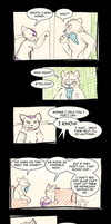 AZ Comicling - Cat pt2 by Thalateya