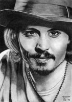 Johnny Depp by a-nanaz