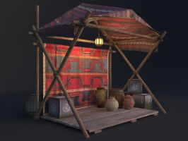 Tent by Minomi9