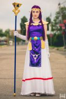 Princess Hilda cosplay (3) by nezumicraft