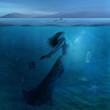 Submerged by mysolitaryground
