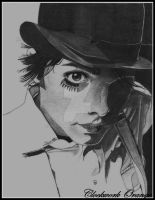 Gerard Way- Clockwork Orange by PoeticMuse