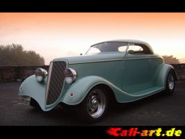 French Rod by Caliart