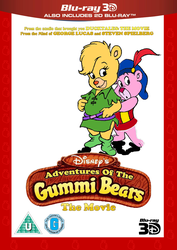 Adventures of the Gummi Bears: the Movie UK BR 3D by TomArmstrong20