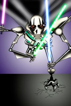 General Grievous by Kaltos