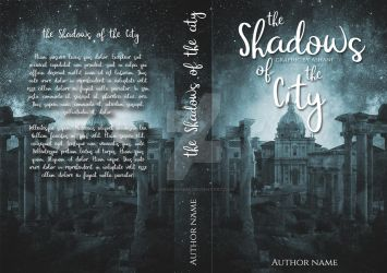 the Shadows of the City - full book cover by LenkaAshani