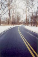 Road Series Photo 3 by aibrean