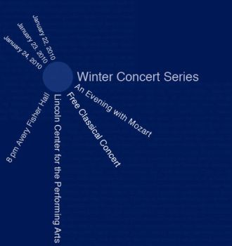 Winter Concert Series by AMT182